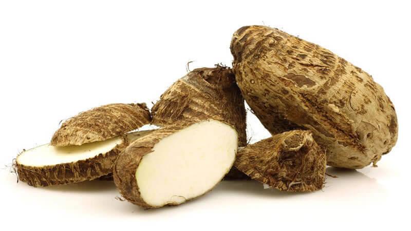 Suco de Inhame fortalece os ossos e limpa a pele