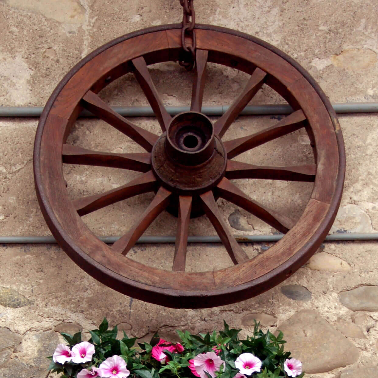 Simbologia Cigana: A Roda