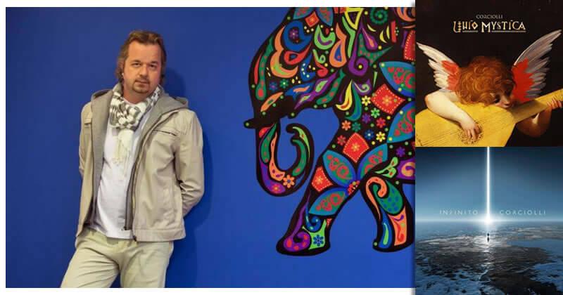 Diego de Oxóssi: Odus de Nascimento e Jogo de Búzios | Nascido em São Paulo em 1968, Corciolli é compositor, tecladista e produtor musical e destaca-se como um dos maiores nomes da música new age e...