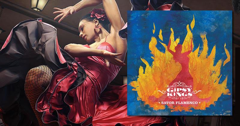 Diego de Oxóssi: Odu de Nascimento e Jogo de Búzios   Aproveite a trilha sonora da semana: Savor Flamenco, o novo álbum da renomada banda de música flamenca Gipsy Kings.