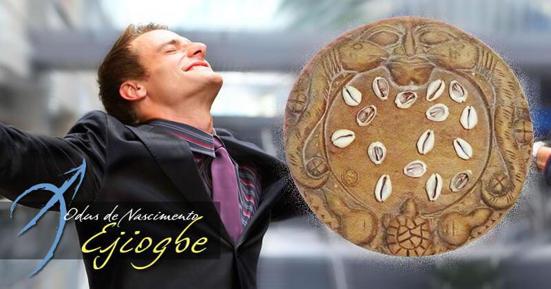 Diego de Oxóssi: Odus de Nascimento e Jogo de Búzios | Odu de Nascimento: Ejiogbê | Os Odus definem nossa personalidade e a forma como nos relacionamos com o mundo, como em um mapa astral dos Orix´s.