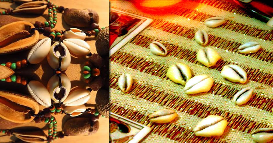 Odus: Life and Destiny on Cowrie Shell Divination