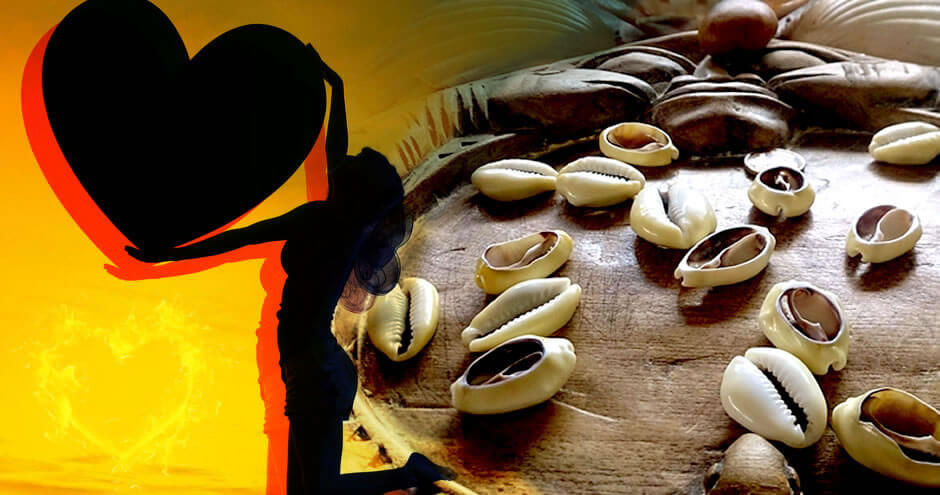 Odus of Love: your relationship on the Cowrie Shell Divination