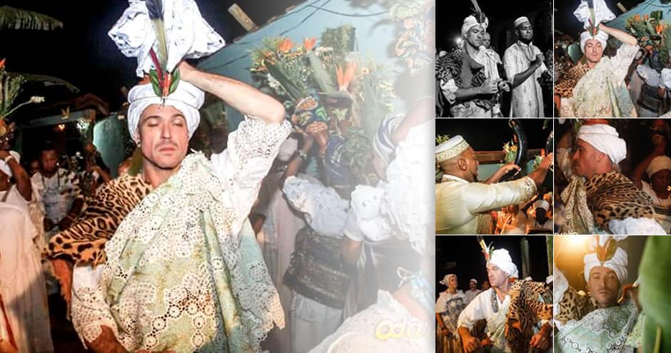 Diego de Oxóssi: Odus de Nascimento e Jogo de Búzios | Acesse e veja as fotos da cerimônia das Quartinhas de Oxóssi, na grande festa de 2018!