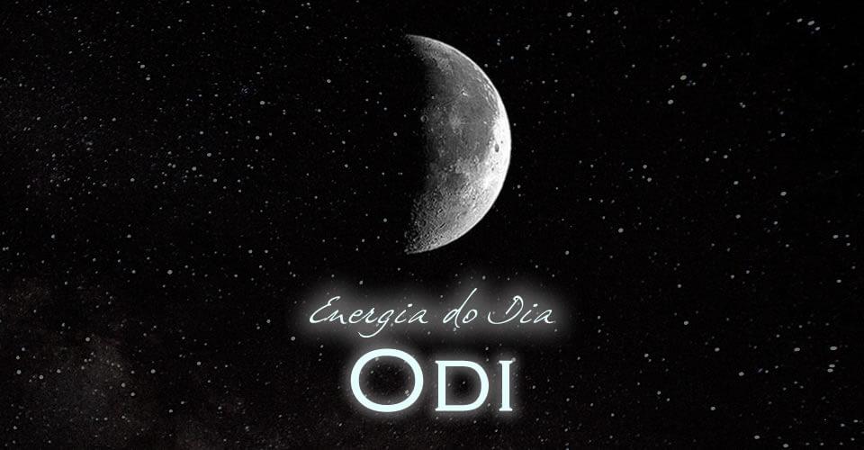 Diego de Oxóssi: Odu de Nascimento e Jogo de Búzios | Energia do Dia: Odu Odi | Confira as previsões do Jogo de Búzios para essa segunda-feira!