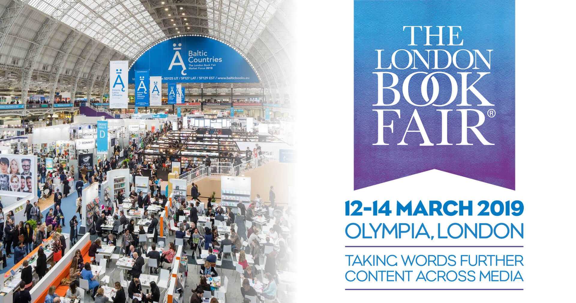 The London Book Fair counts on the participation of eight Brazilian publishers