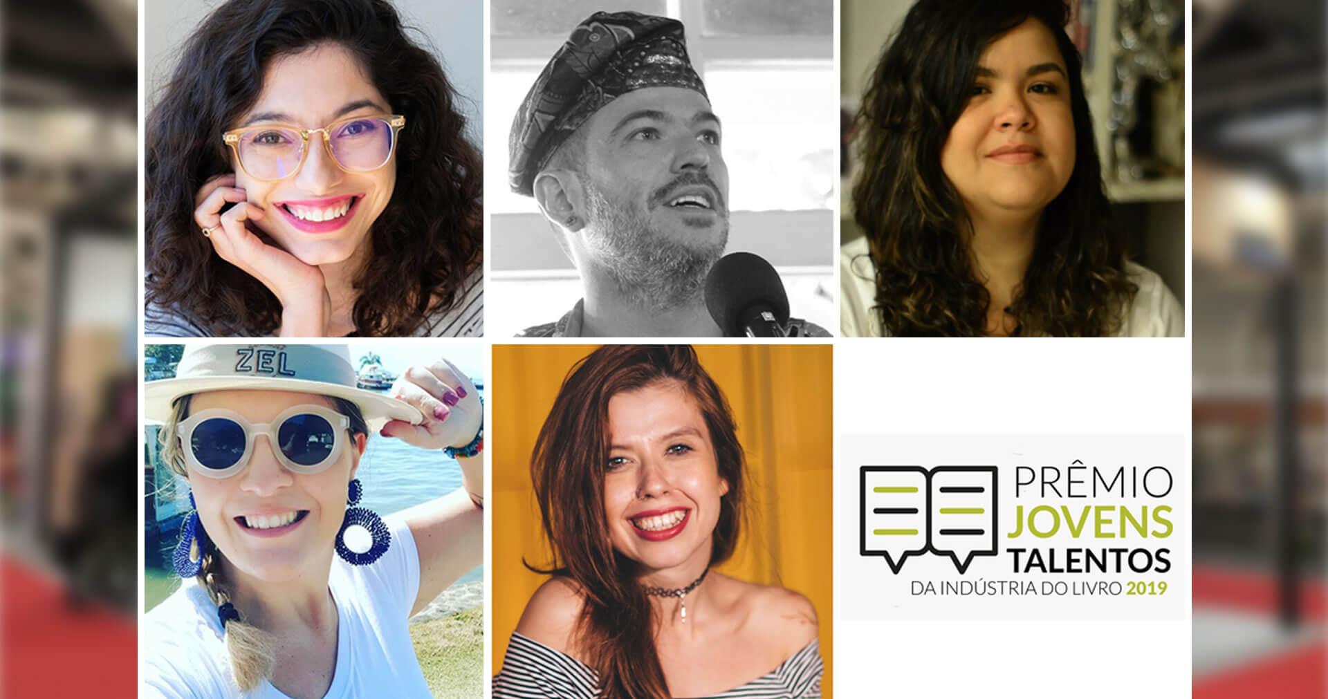 Diego de Oxóssi ganha o prêmio Jovens Talentos PublishNews