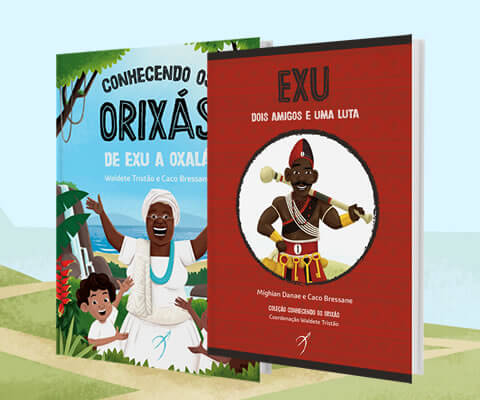 2 in 1: Orishas for Children